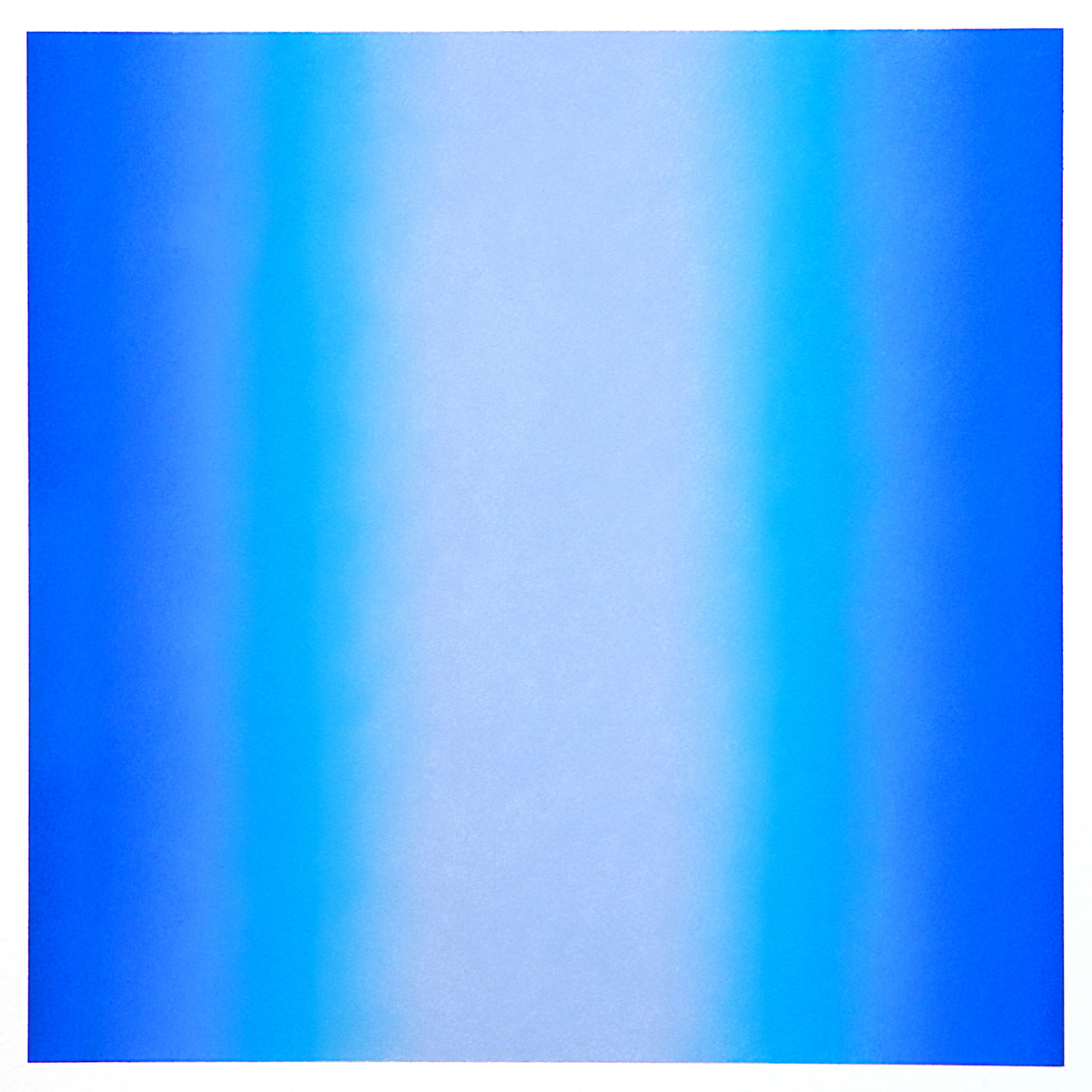Counterpoint #32, 2012, pastel on paper, image 14 x 14 in. (36 x 36 cm.), sheet 30 x 22 in. (76 x 56 cm.)