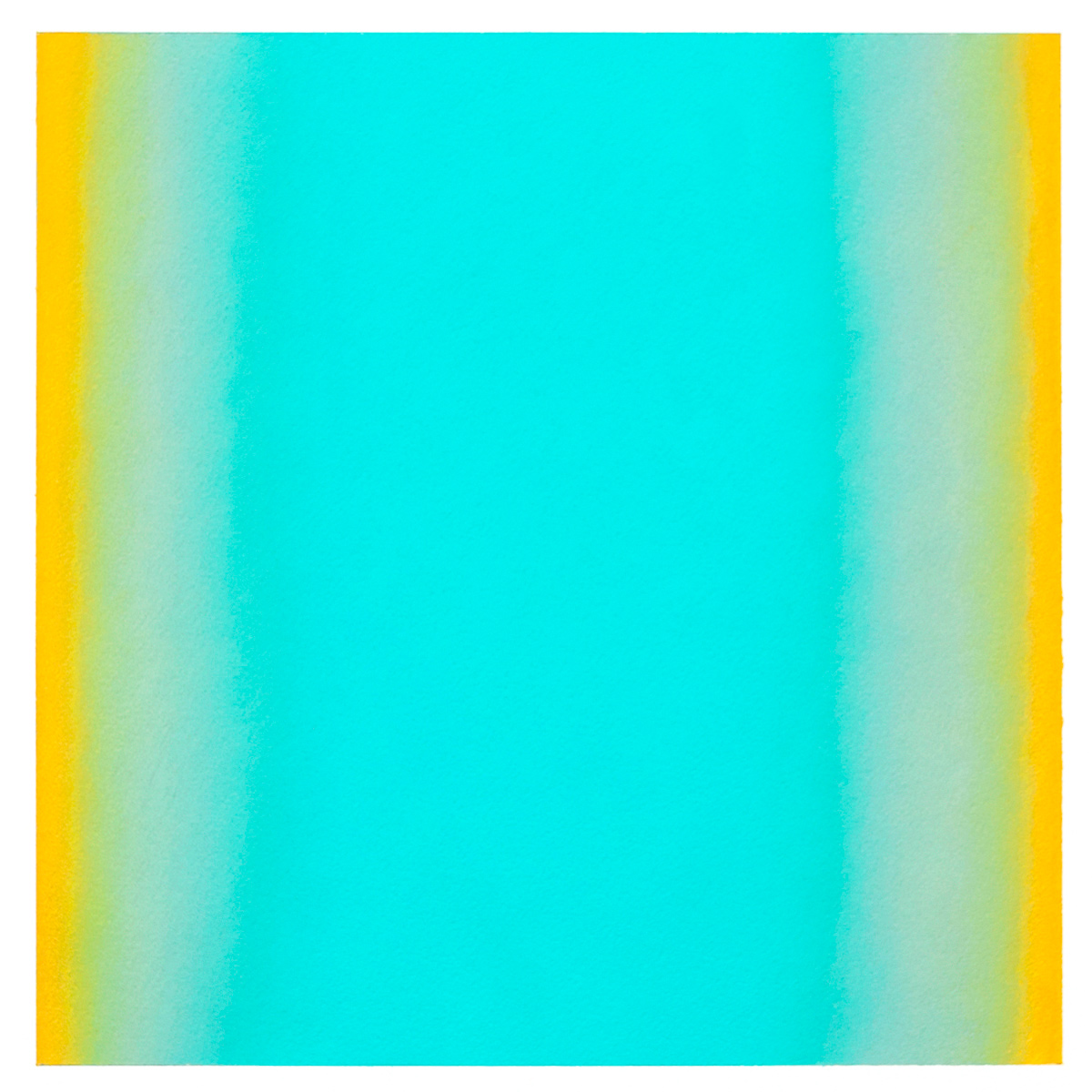 Counterpoint #16, 2012, pastel on paper, image 14 x 14 in. (36 x 36 cm.), sheet 30 x 22 in. (76 x 56 cm.)