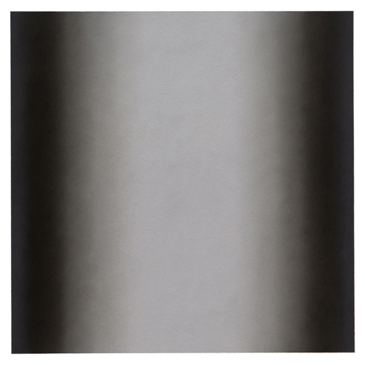 Gray Series #3, 2013, pastel on paper, image 14 x 14 in. (36 x 36 cm.), sheet 30 x 22 in. (76 x 56 cm.)